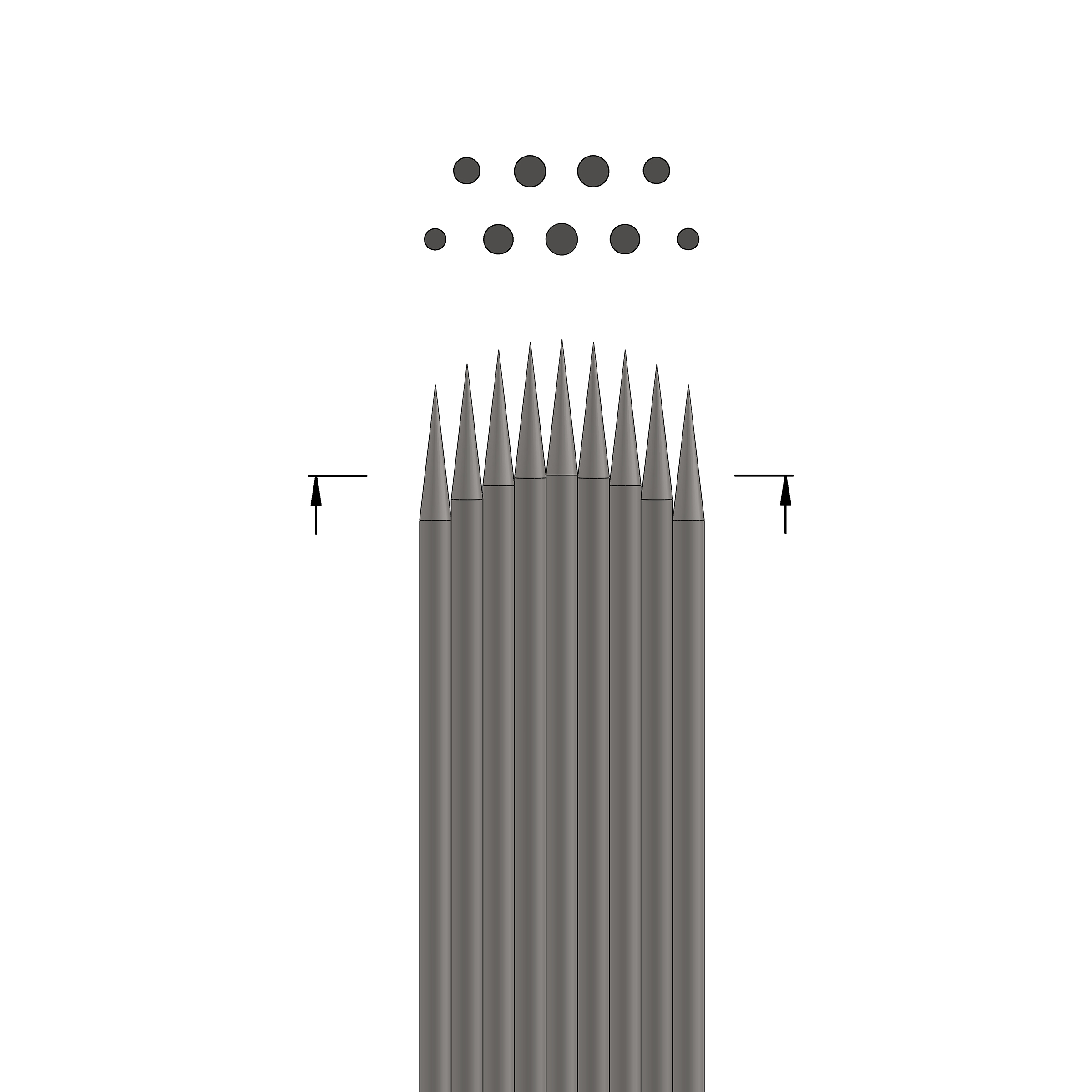 Fantom® Needles